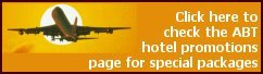 Hotel promotions for business travellers